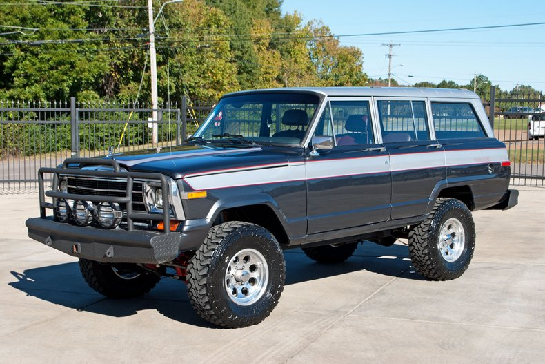1988 jeep grand wagoneer art speed classic car gallery in memphis tn 1988 jeep grand wagoneer art speed