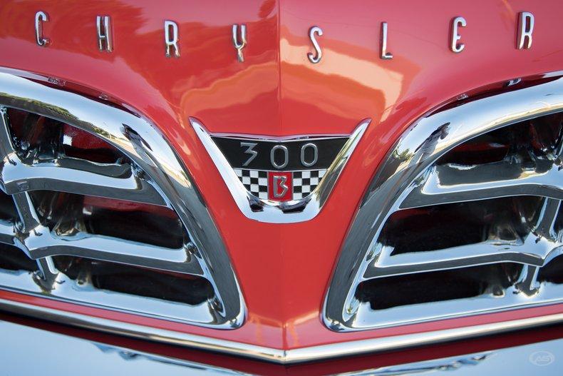 1956 Chrysler 300B 15
