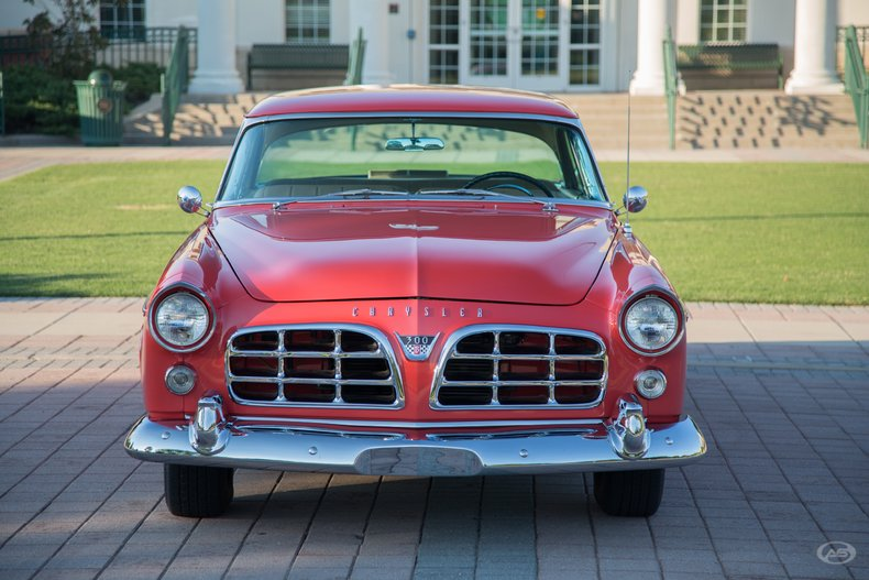 1956 Chrysler 300B 9