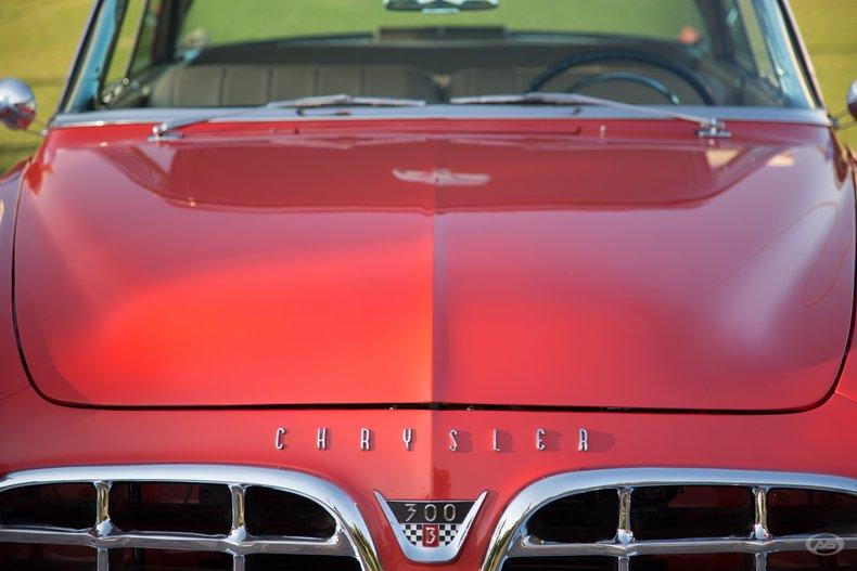 1956 Chrysler 300B 17