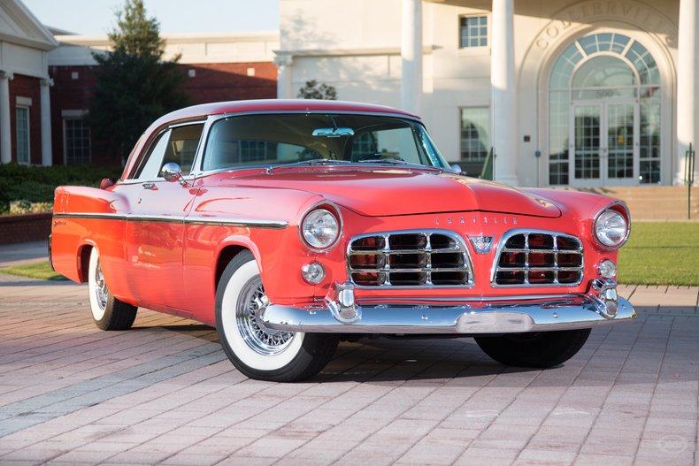 1956 Chrysler 300B 5