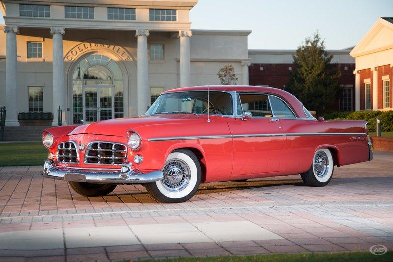 1956 Chrysler 300B 1