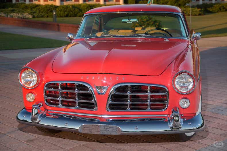 1956 Chrysler 300B 13