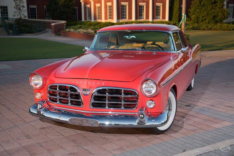 1956 Chrysler 300B 11
