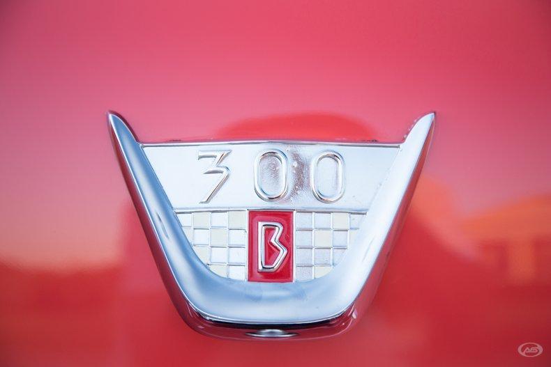 1956 Chrysler 300B 30