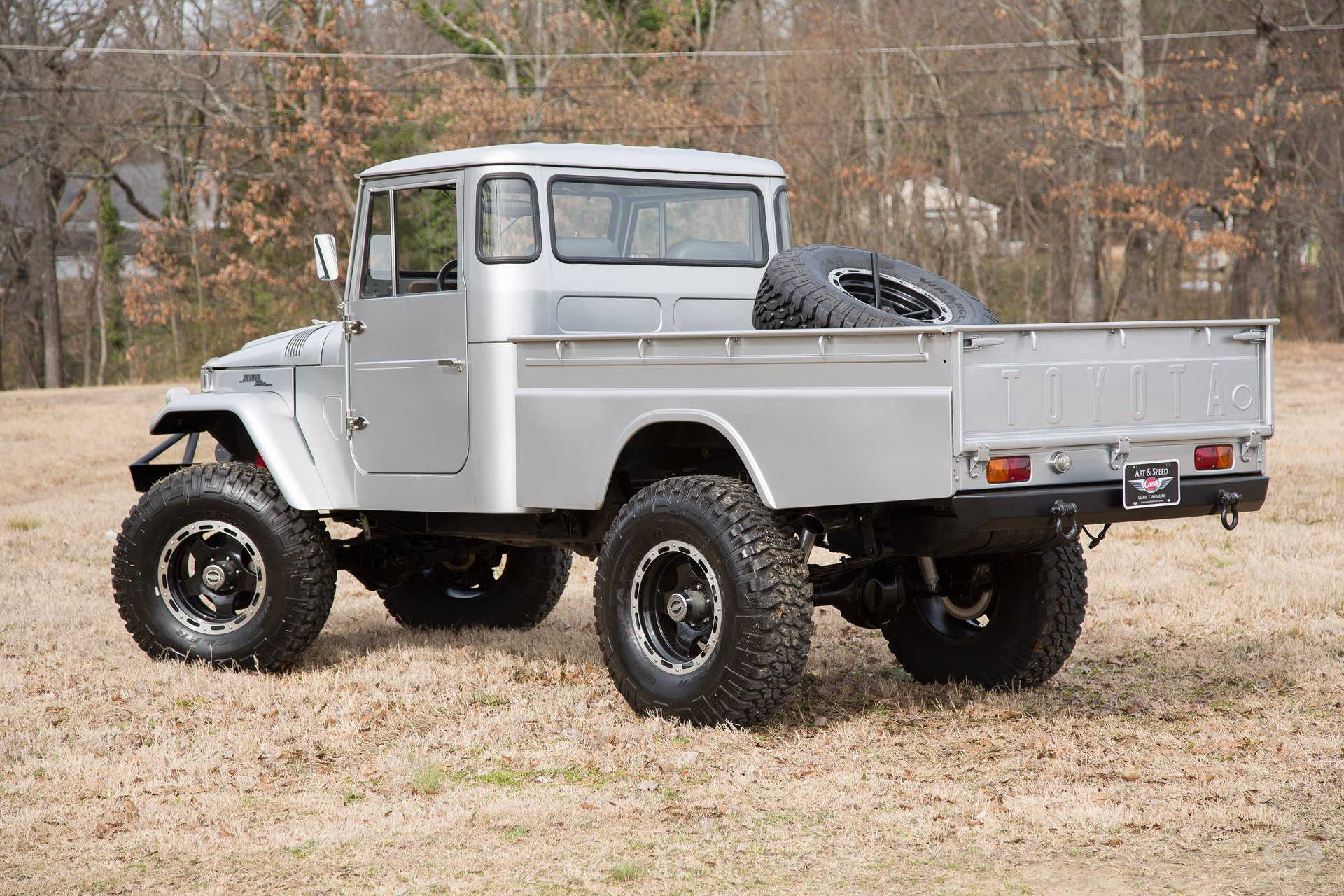 1965 Toyota FJ45 Pickup Restomod for sale #91936 | MCG