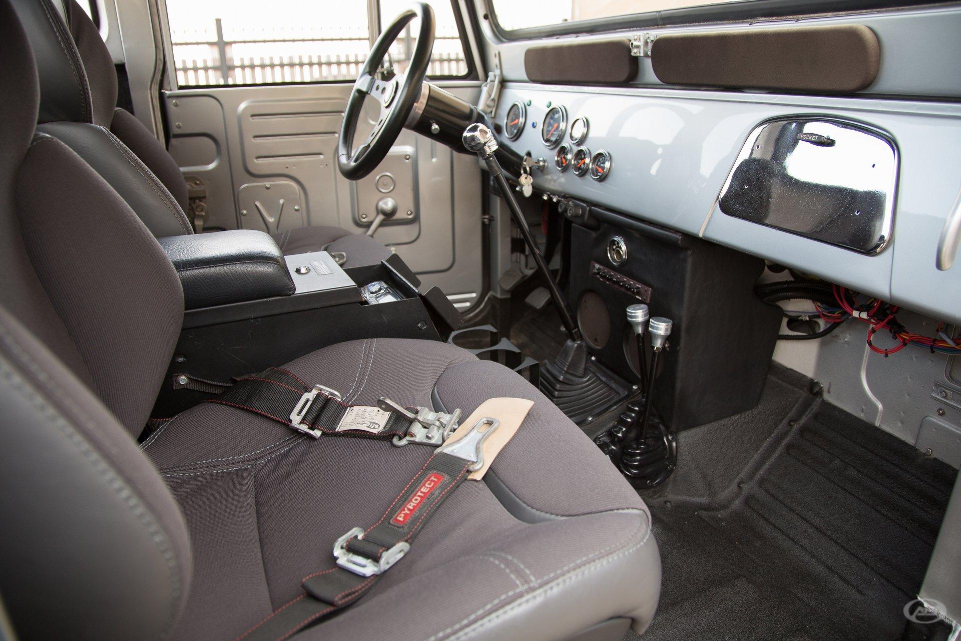 1965 Toyota FJ45 Pickup Restomod for sale #91936 | MCG