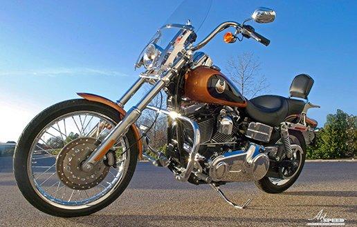 2008 Harley Davidson Wide Glide