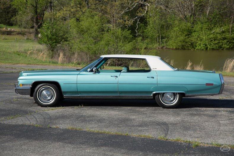1972 Cadillac Coupe Deville >> 1972 Cadillac Deville Art Speed Classic Car Gallery In