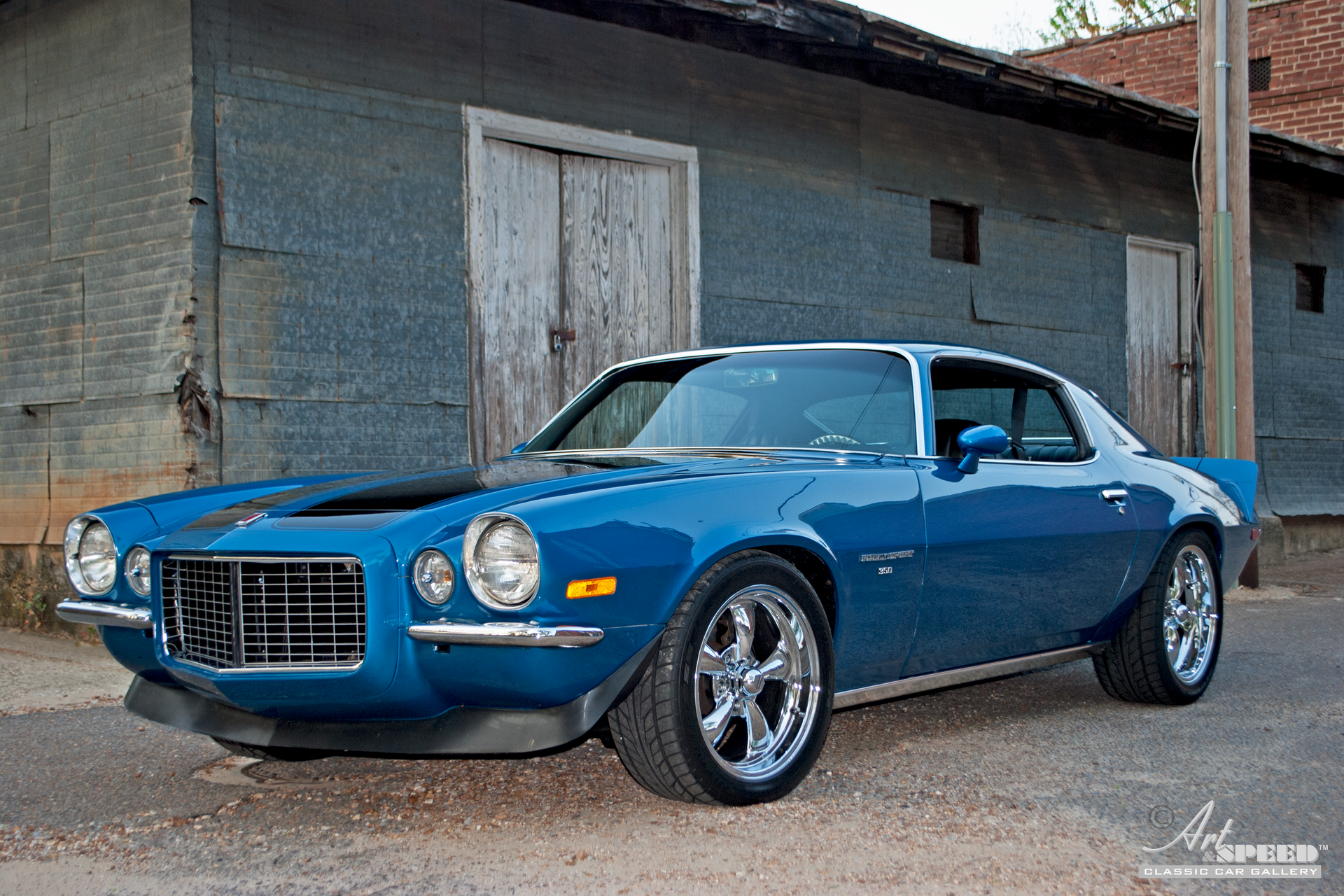 1971 chevrolet camaro rs 350