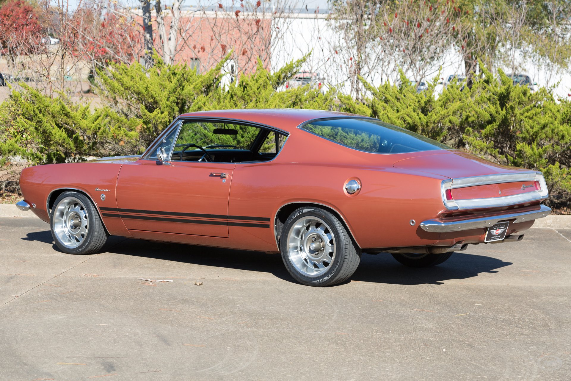 1968 Plymouth Barracuda Description Specs And Options