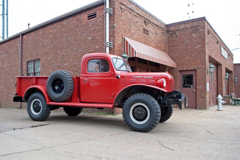1950 Dodge Power Wagon