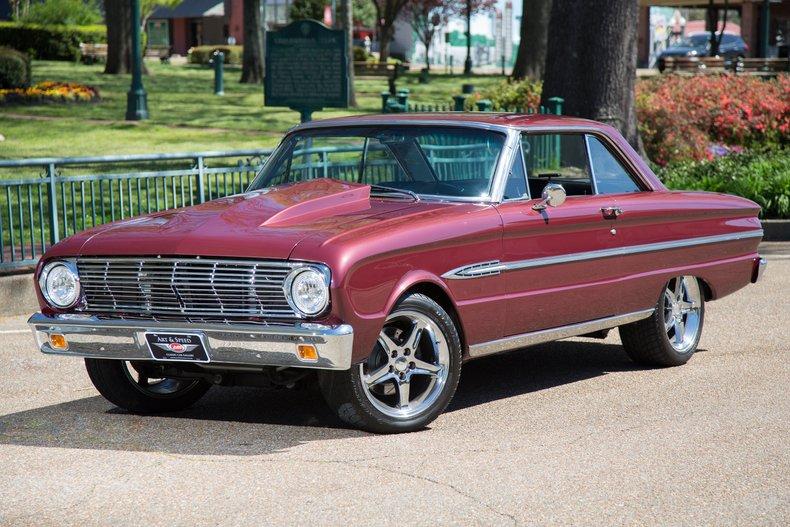 1963 Ford Falcon Futura | Art & Speed Classic Car Gallery in Memphis, TN