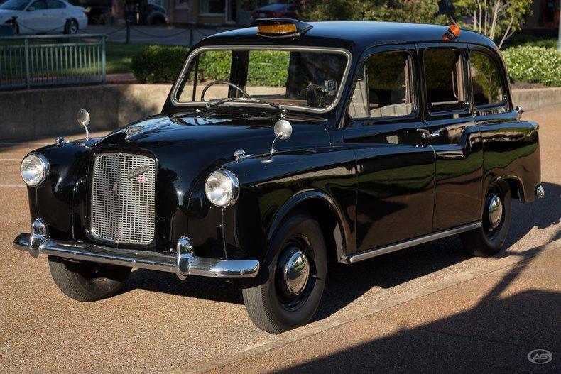 1964 Austin FX4 Taxi Cab For Sale