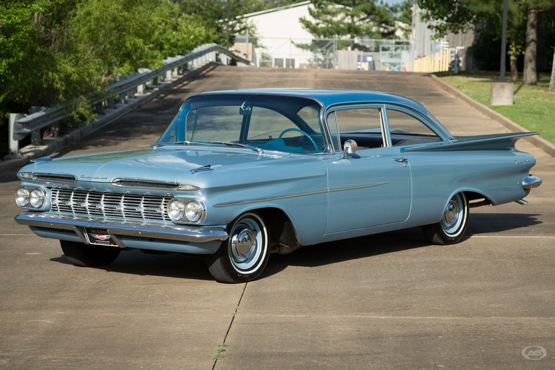 1959 chevrolet biscayne | art & speed classic car gallery in memphis, tn