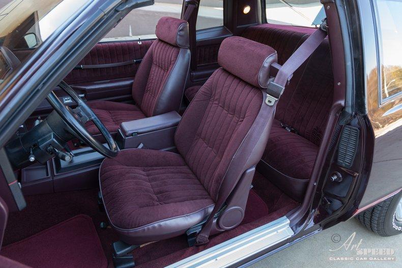 1987 Chevrolet Monte Carlo SS Aerocoupe for sale #15705 | MCG