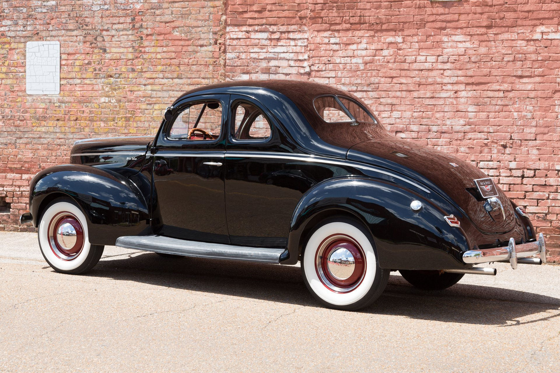 1940 Ford Deluxe Coupe for sale #50752 | MCG