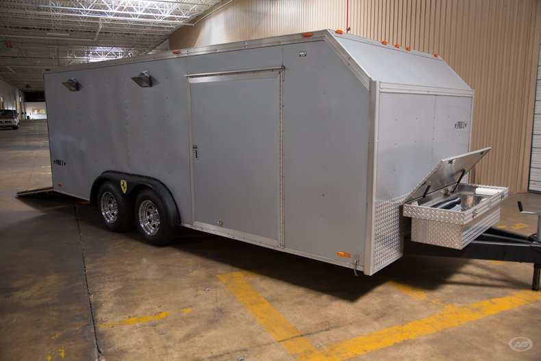 1992 Pro 1 18' Enclosed Custom Trailer