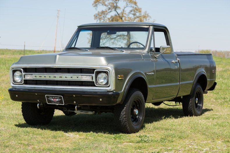 1972 Chevrolet C/K 10 Series For Sale