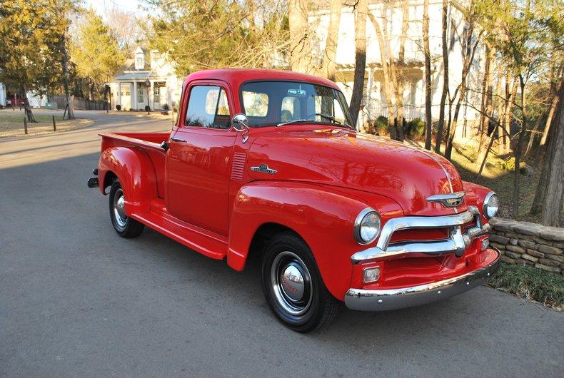 1955 Chevrolet 3100 Series 1