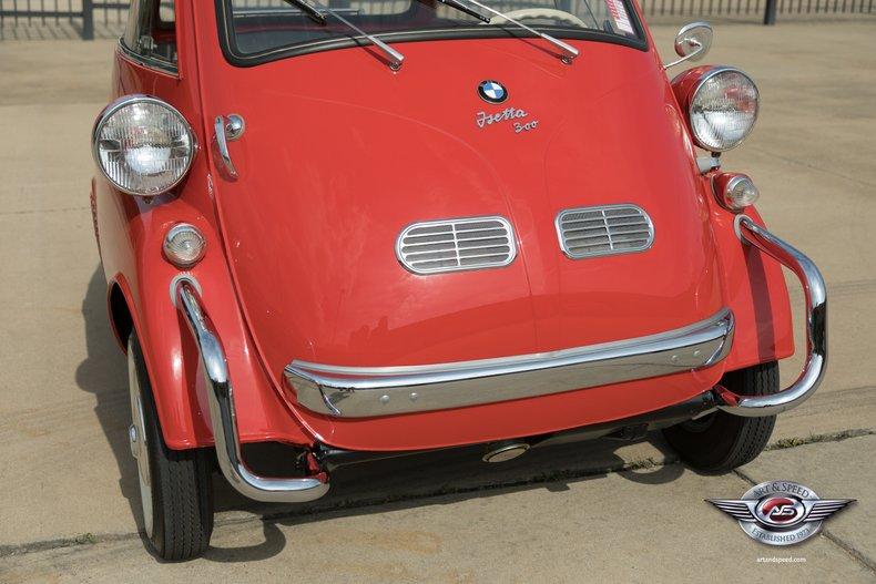1957 BMW Isetta 16