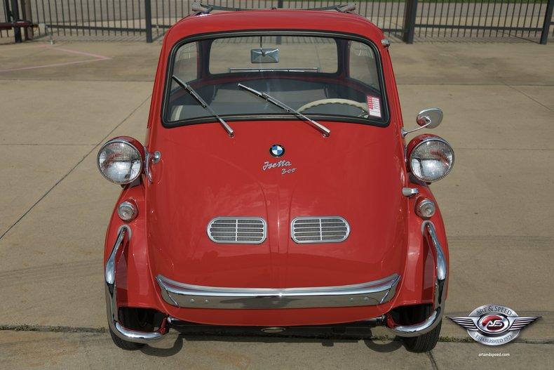 1957 BMW Isetta 20