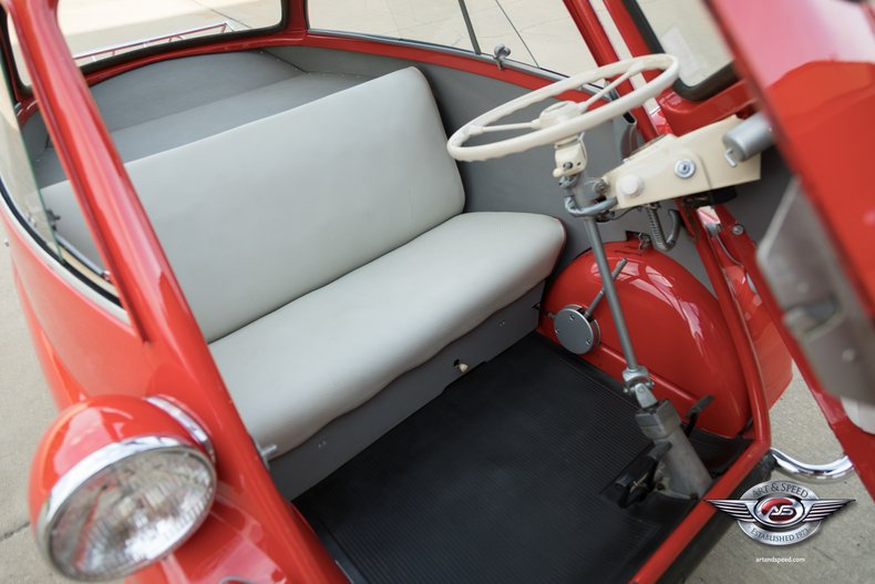 1957 BMW Isetta 40