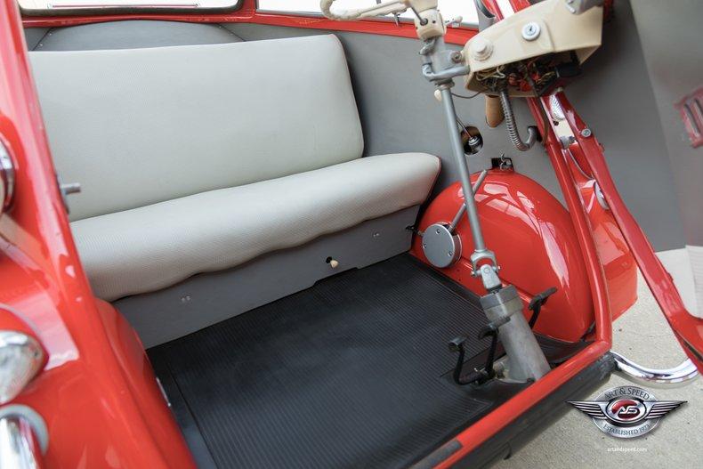 1957 BMW Isetta 38