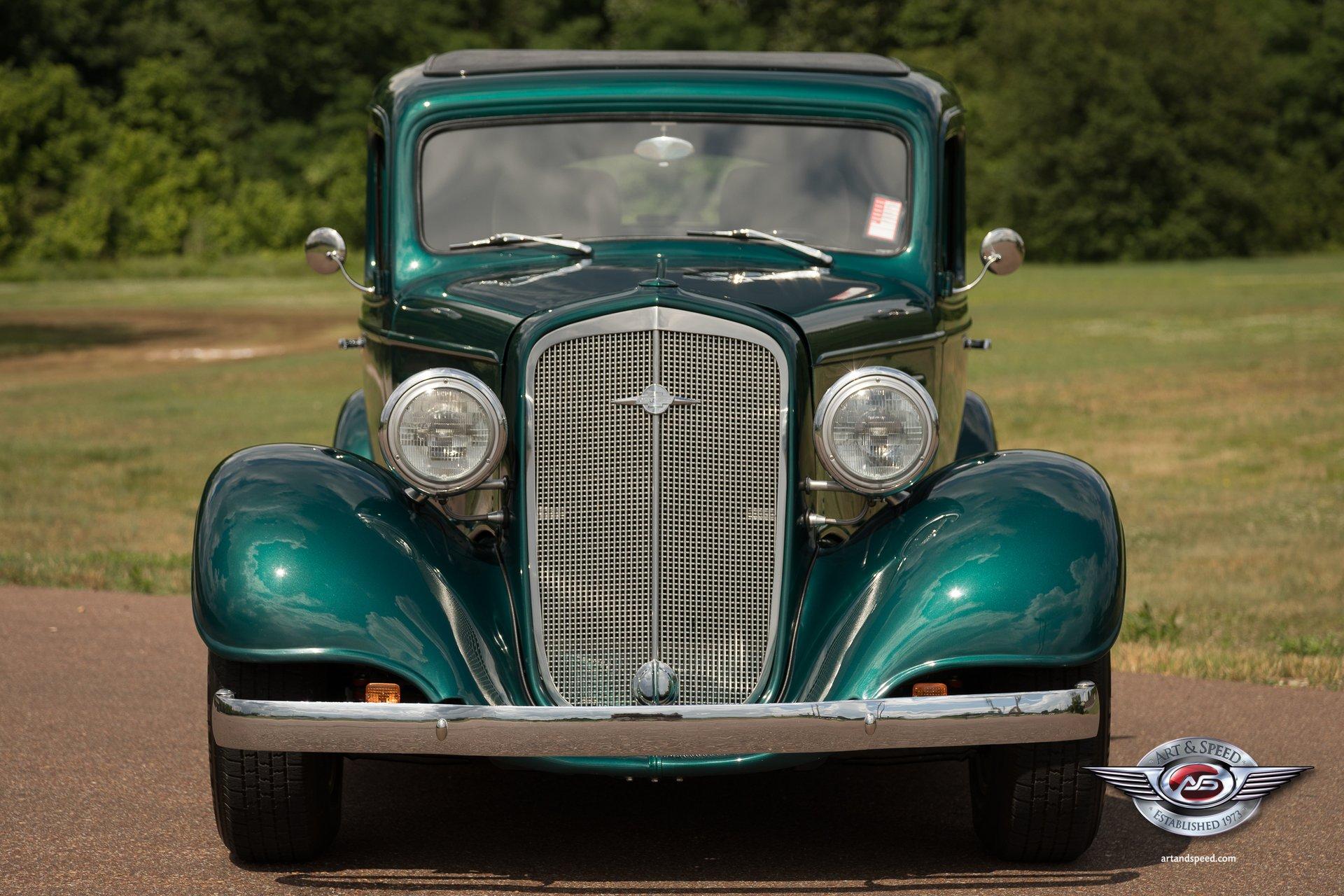 1935 Chevrolet 2-Door Sedan for sale #89742 | MCG