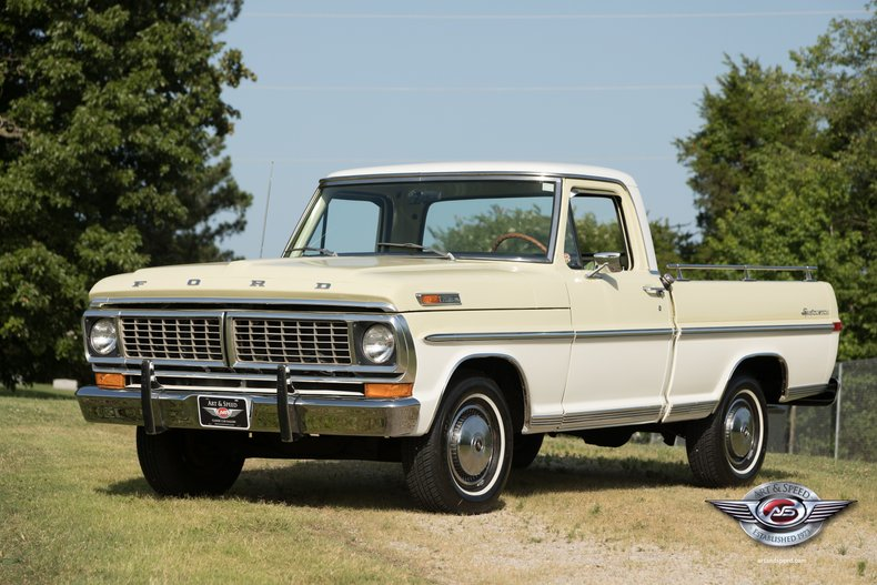 1970 Ford F100 Art Speed Classic Car Gallery In Memphis Tn