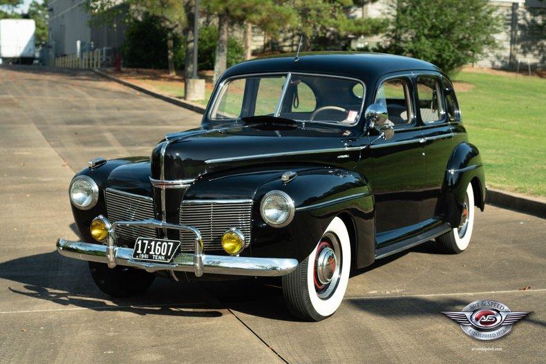 1941 Mercury Deluxe