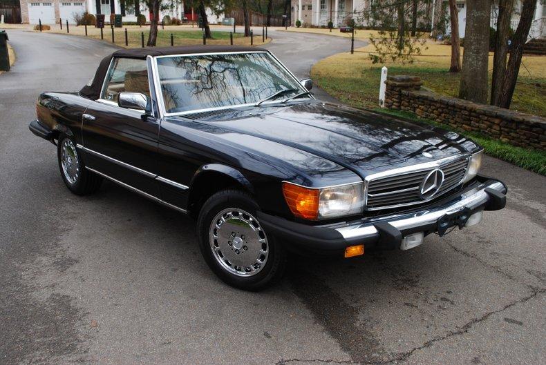 1984 Mercedes-Benz 380
