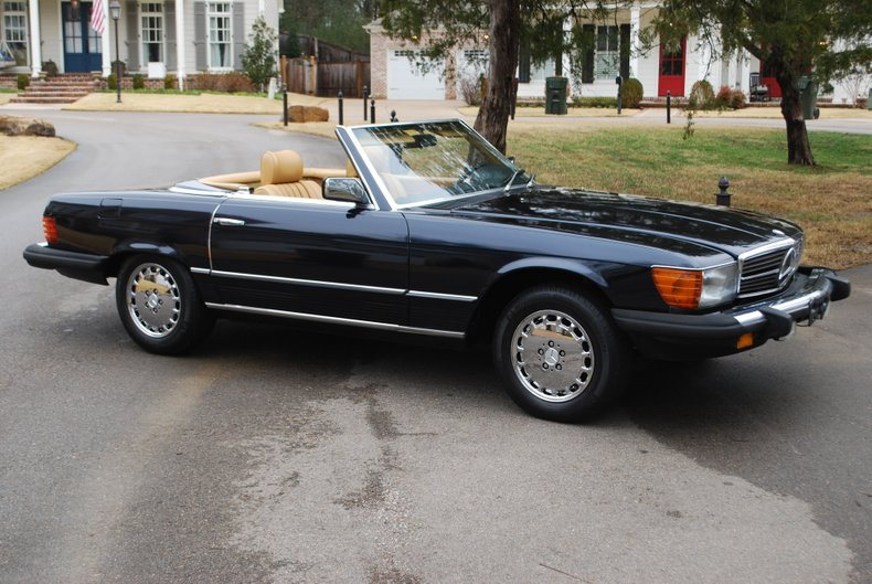 1984 Mercedes-Benz SL380 For Sale