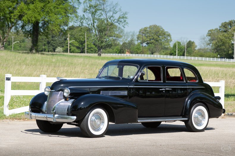 1939 Cadillac Series 61 For Sale