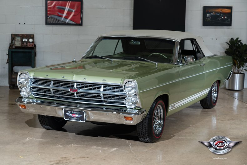 1967 ford fairlane 500 gta