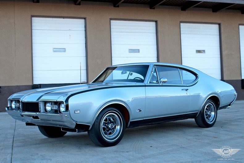 1968 Oldsmobile Hurst/Olds