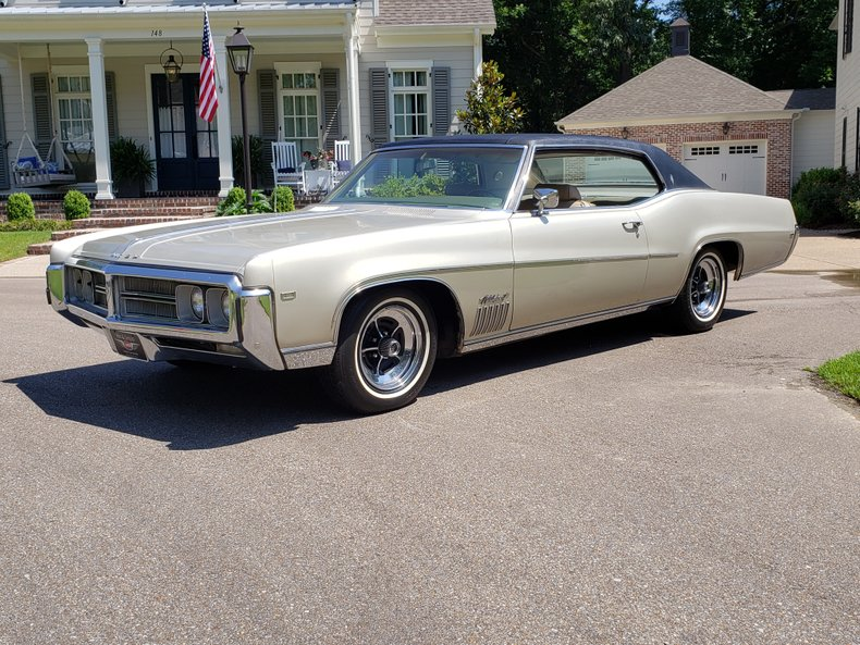 1969 Buick Wildcat Custom For Sale