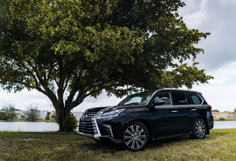 For Sale: 2020 Lexus LX570