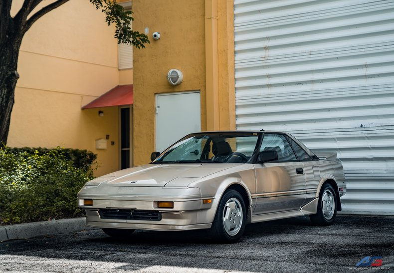 For Sale: 1986 Toyota MR2