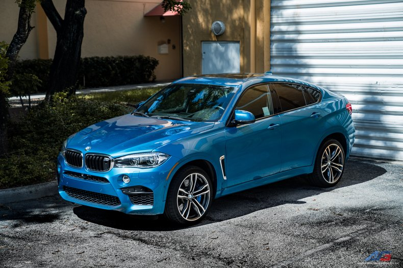 For Sale: 2018 BMW X6M