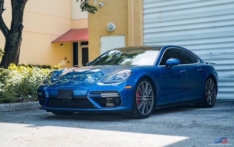 For Sale: 2017 Porsche Panamera