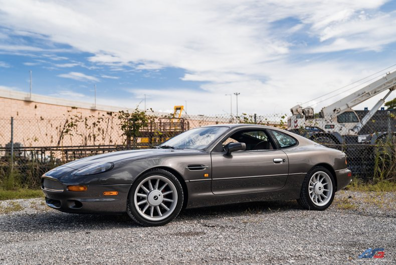 For Sale: 1997 Aston Martin DB7