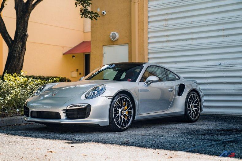 For Sale: 2015 Porsche Turbo S