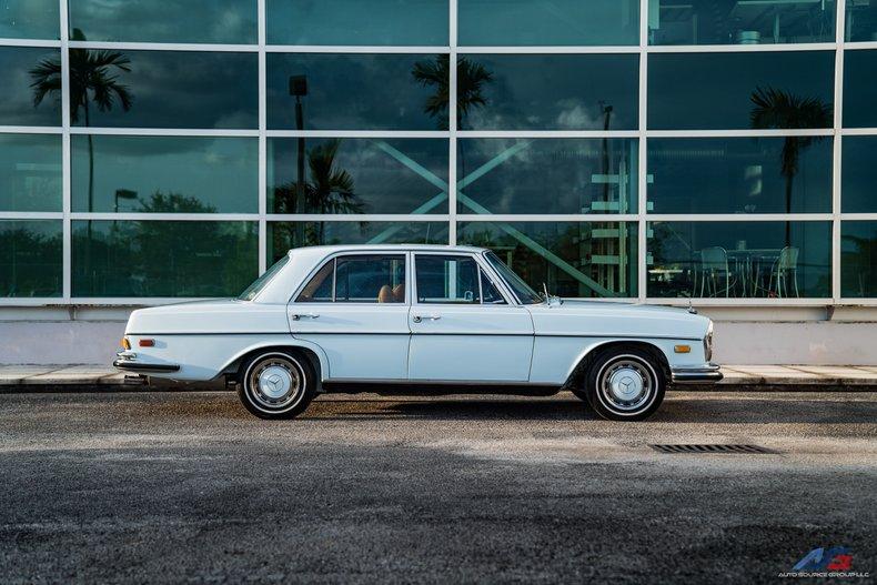 For Sale: 1972 Mercedes-Benz 280SE