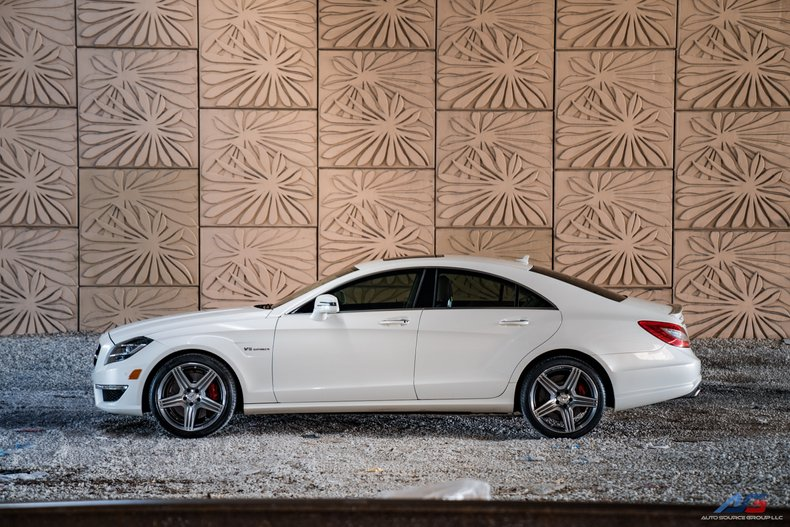For Sale: 2014 Mercedes-Benz CLS63