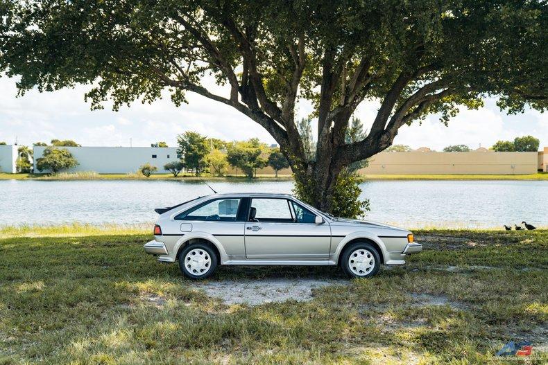 For Sale: 1986 Volkswagen Scirocco