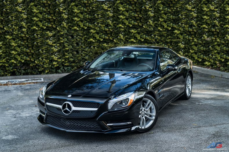 For Sale: 2016 Mercedes-Benz SL 400