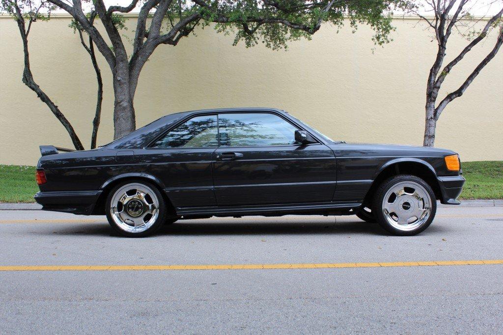 1985 mercedes benz 500 sec amg 6 0 amg