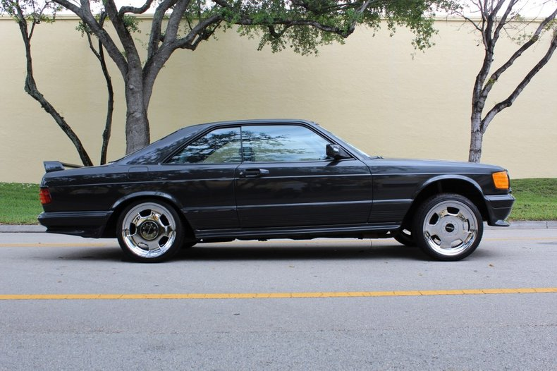 For Sale: 1985 Mercedes Benz 500 SEC AMG