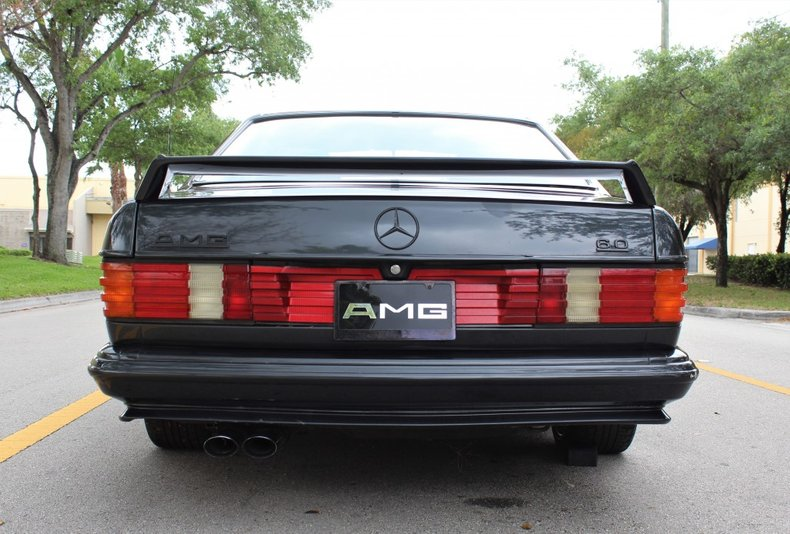 1985 Mercedes Benz 500 SEC AMG 6 0 AMG for sale #169664